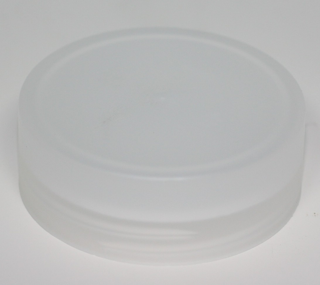 NATURAL LID TO SUIT 50ml FROSTED JAR