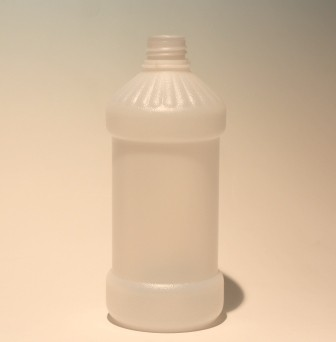 1000ml JUICE TAMPER EVIDENT NATURAL HDPE 32mm