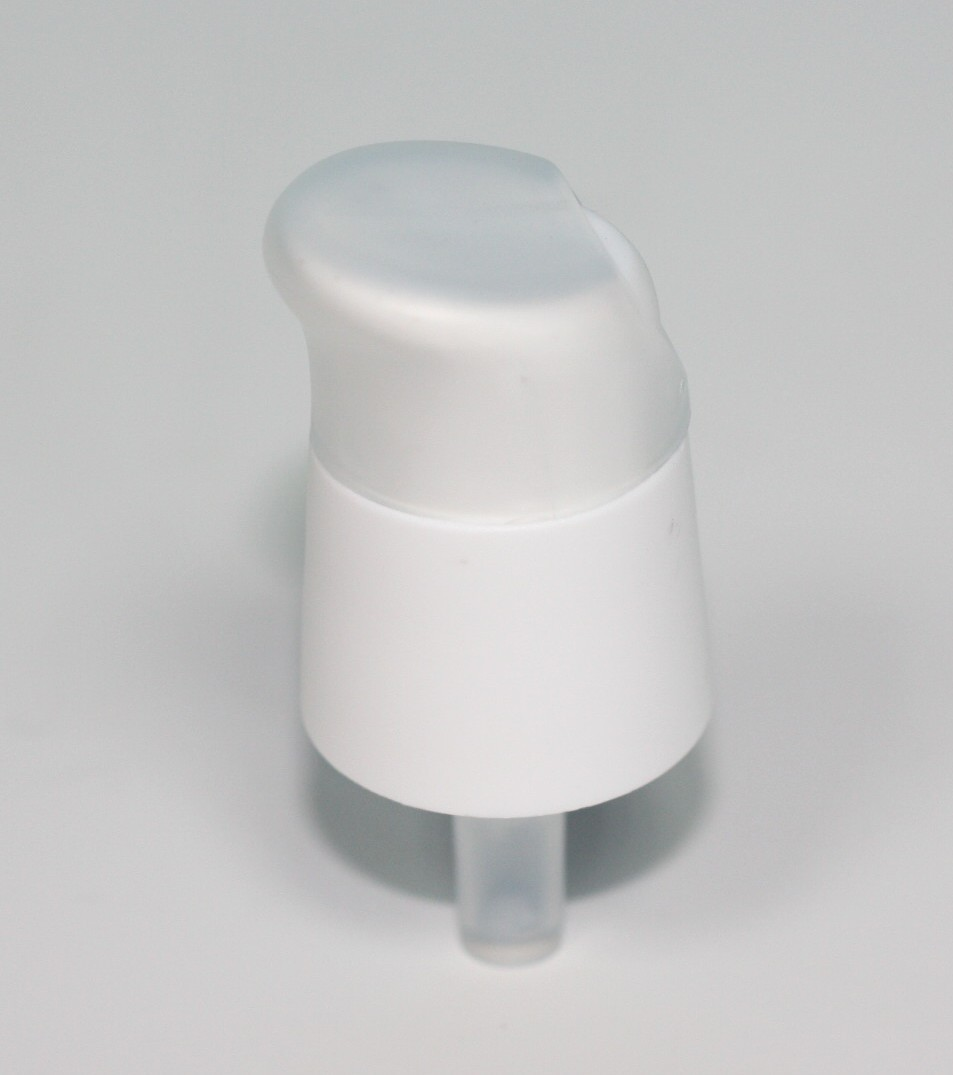 18mm 400 ARIA LOTION PUMP WHITE