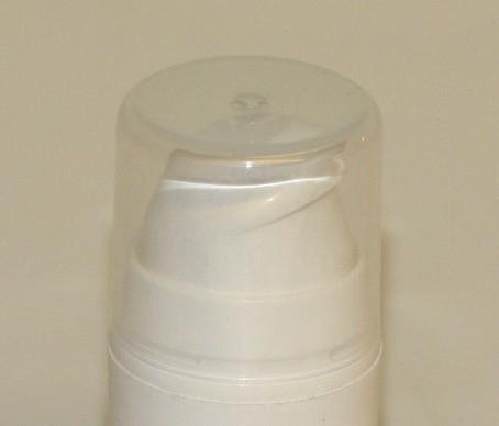 30mm PEARL MINI AIRLESS DISPENSER WHITE