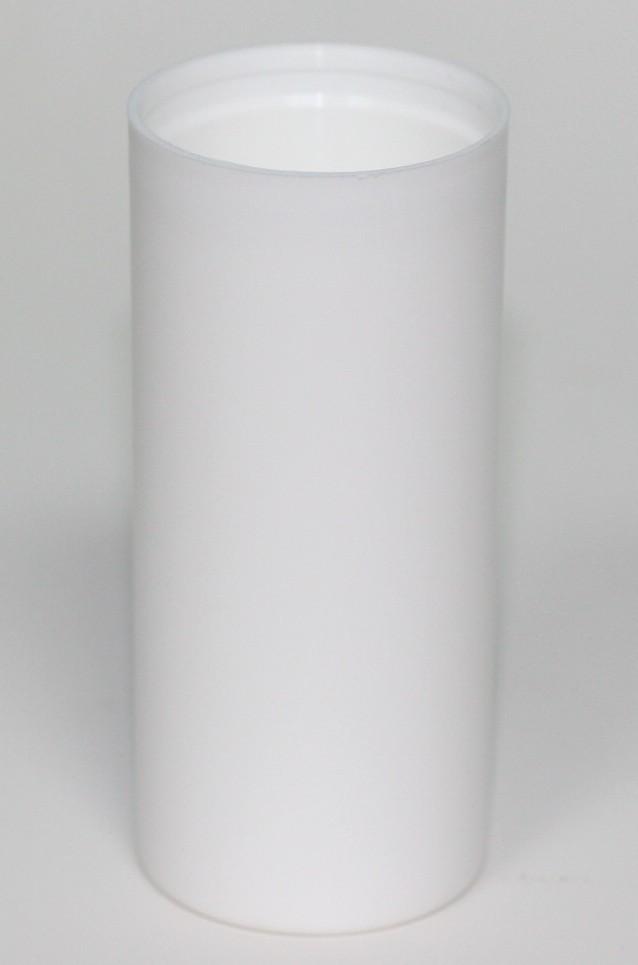100ml BODY FOR AIRLESS DISPENSER WHITE 48mm