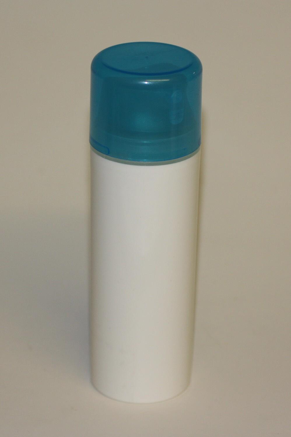 150ml BODY FOR AIRLESS DISPENSER WHITE 48mm