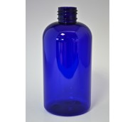 250ml PET BOSTON COBALT BLUE 24mm 410