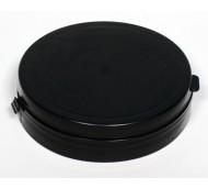 CAP FOR 600ml/1ltr DUMA POT 95X25 BLACK