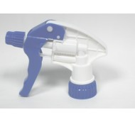 28mm 400 TRIGGER SPRAY HDPE BLUE WHITE