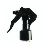 24mm 410 BLACK MINI TRIG SPRAY LONG TRIGGER