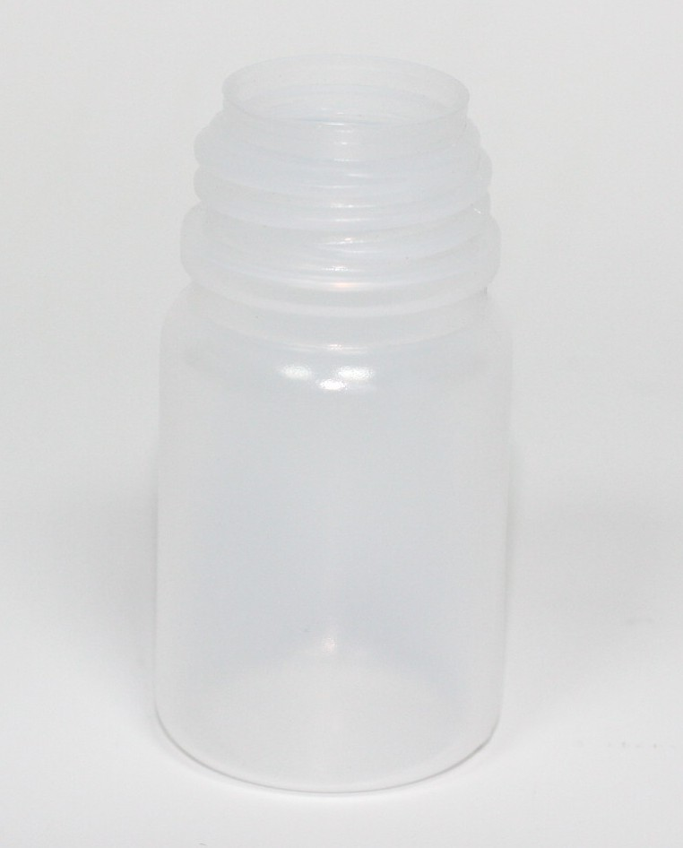 50ml WIDE NECK PERFECT SEAL NATURAL LDPE