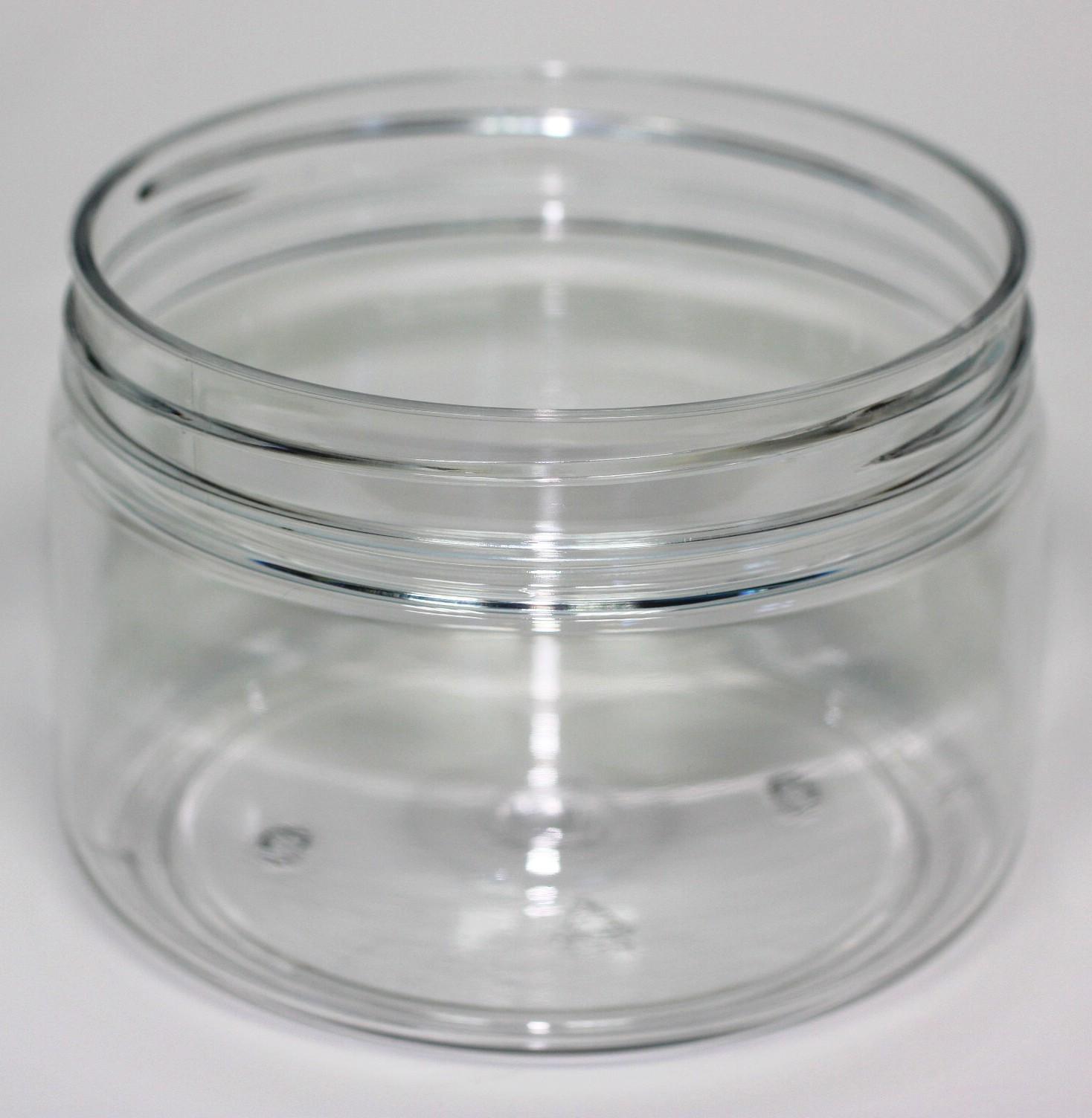 500ml PET JAR CLEAR 106mm 400