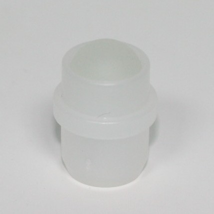 BALL AND HOUSING FOR 10ml PET ROLL ON BOTTLE