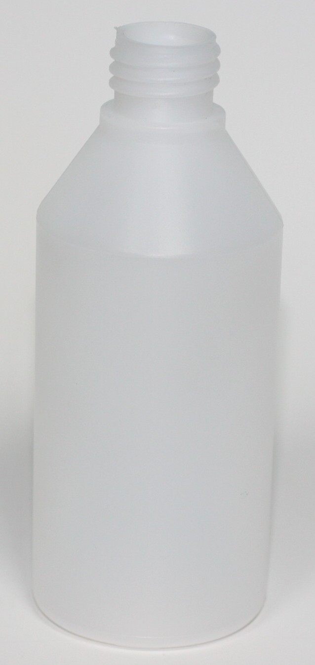 200ml SWIPE NATURAL HDPE 24mm 410
