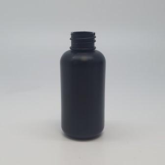 50ml BOSTON BLACK HDPE 20mm 410