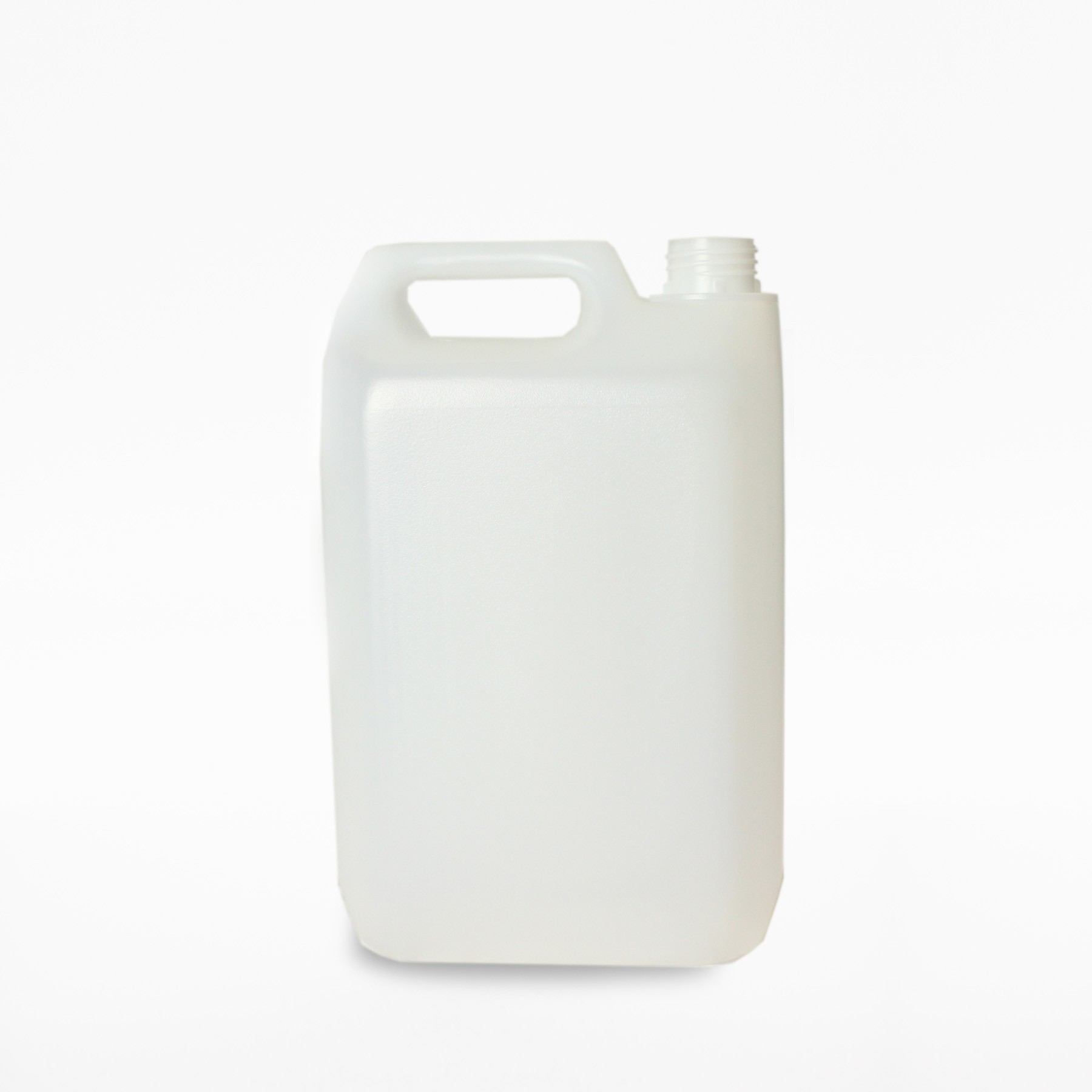 5000ml JERRYCAN NATURAL HDPE 38mm 410
