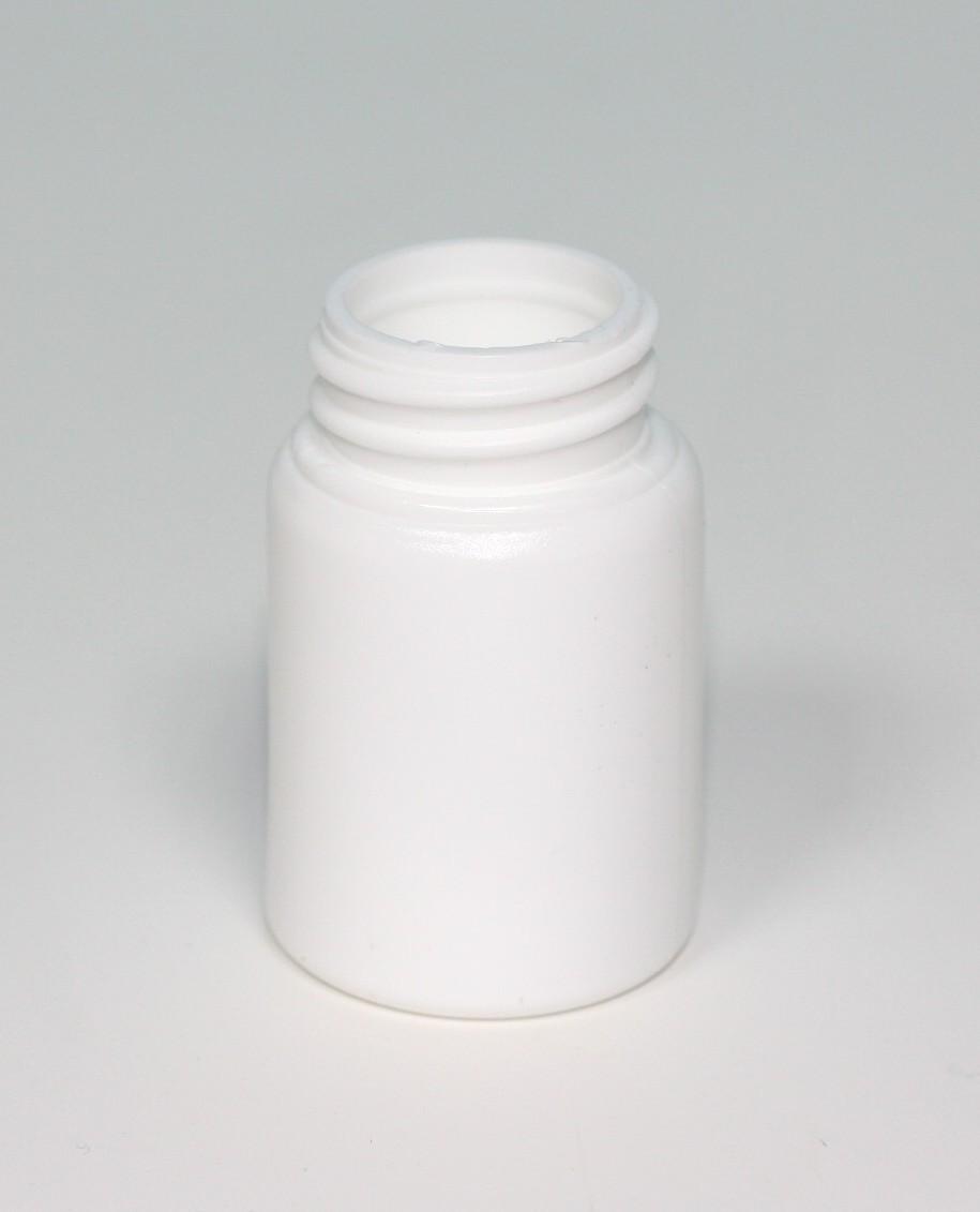30ml PHARMAPAK WHITE HDPE 28mm 400