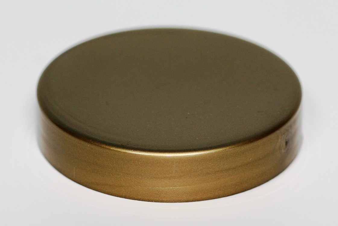 60mm 400 WADDED CAP GOLD