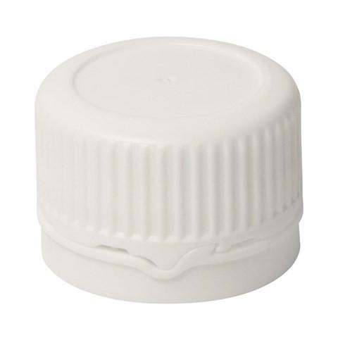 28mm ROPP TAMPER EVIDENT CAP ALL WHITE