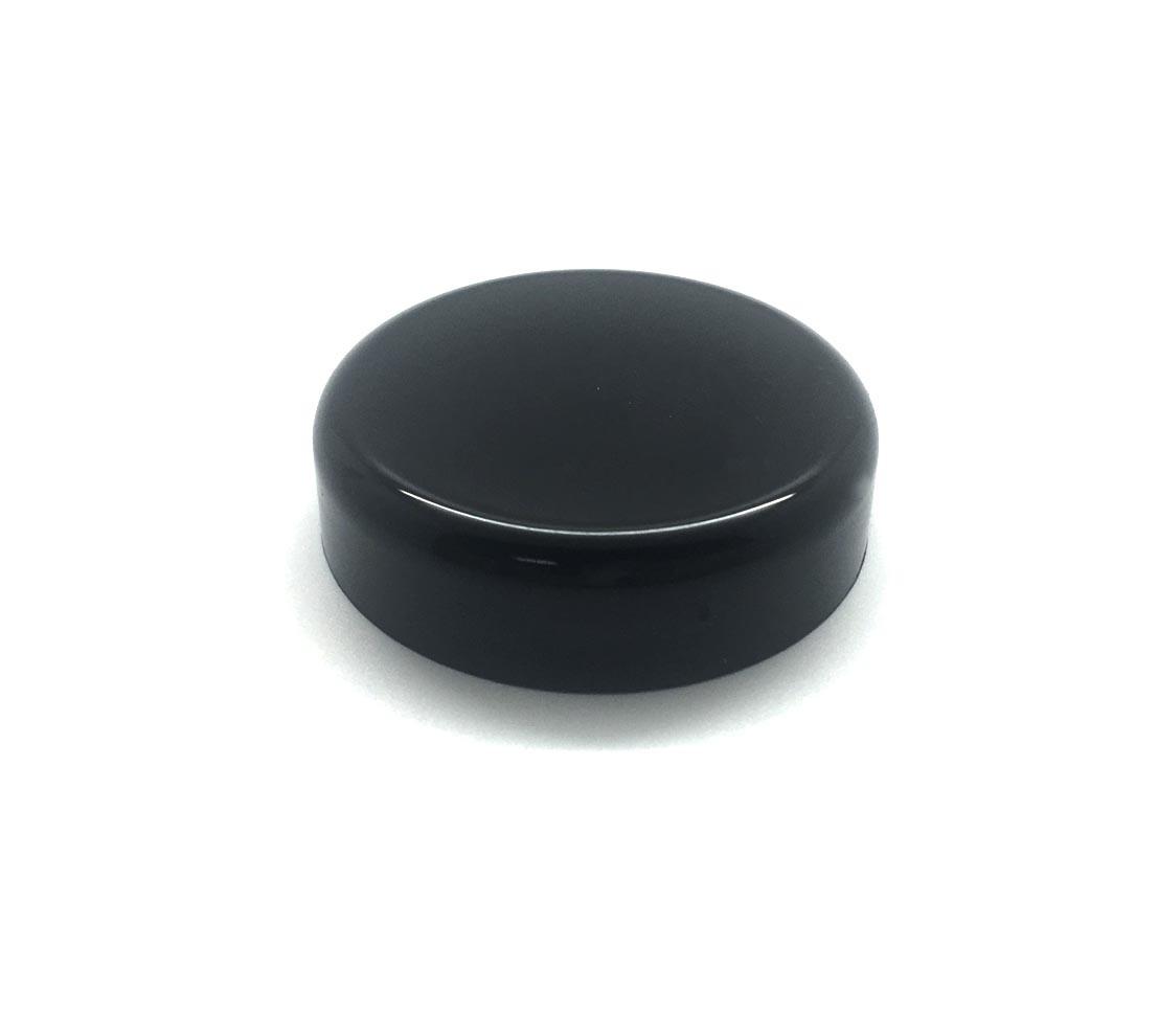 BLACK LID TO FIT 10ml SQUAT OPAL JAR
