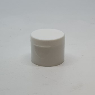 24mm 410 WHITE SMOOTH DISPENSER TOP