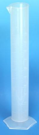 500ml MEASURING CYLINDER PP