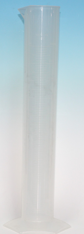 1000ml MEASURING CYLINDER PP