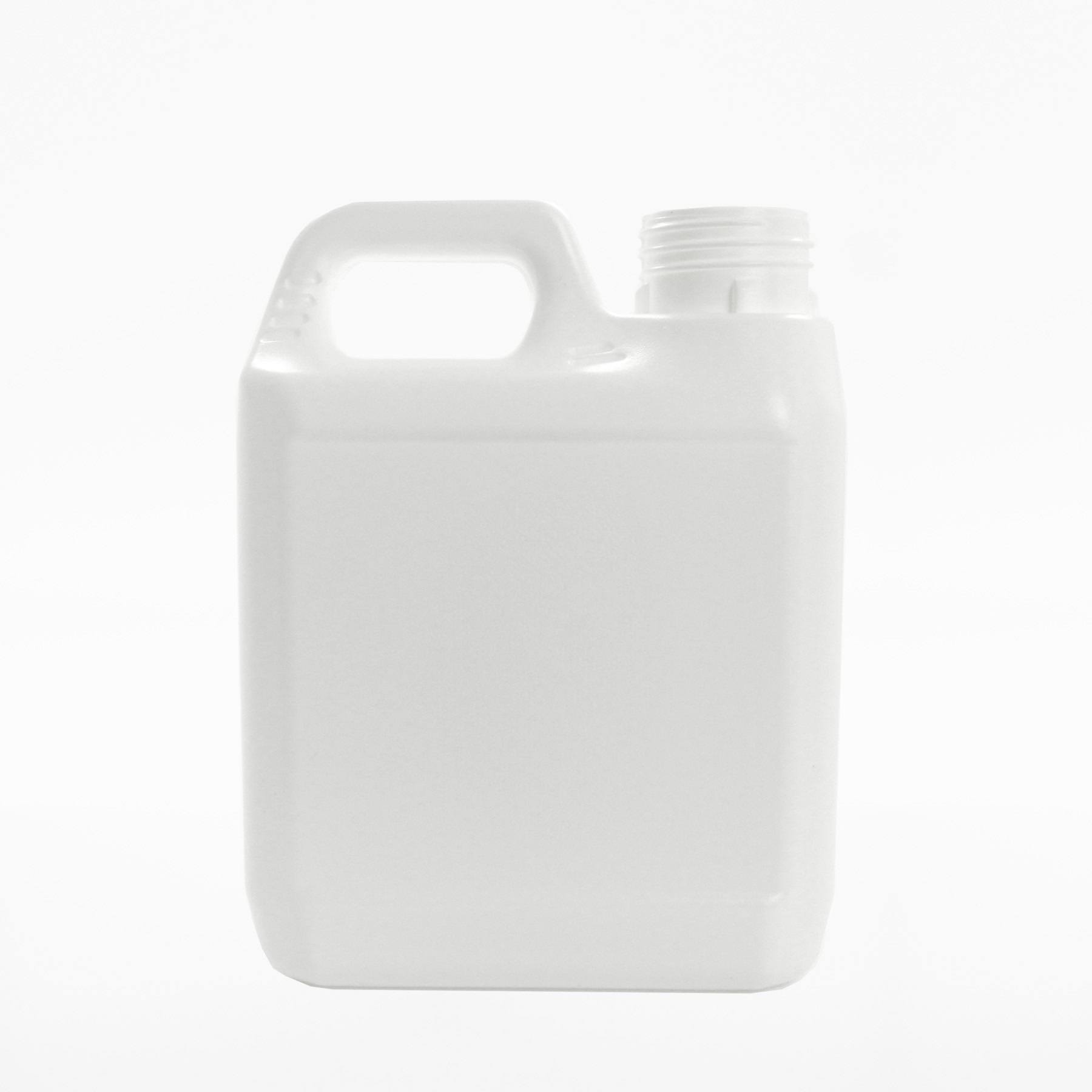 1000ml JERRICAN WHITE 38mm