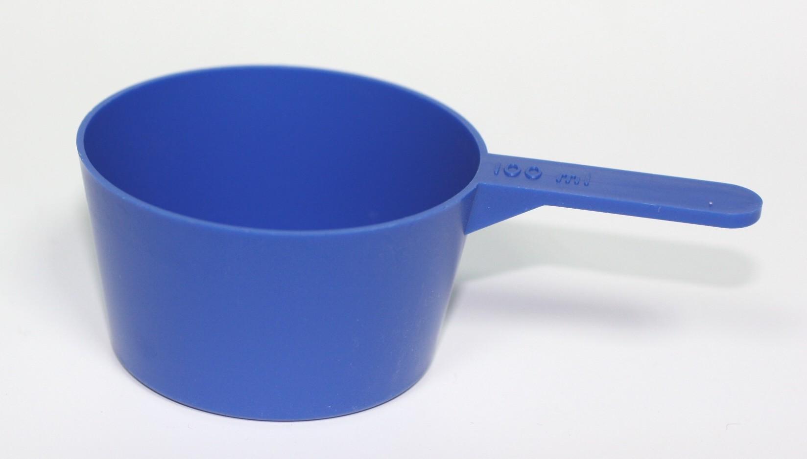 100ml MEAS SCOOPS BLUE
