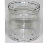 1000ml PET JAR CLEAR 106mm