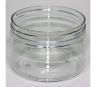 500ml PET JAR CLEAR 106mm 400