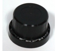 32mm TAMPER EVIDENT BORE SEAL CAP BLACK