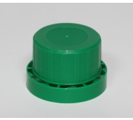 32mm TAMPER EVIDENT BORE SEAL GREEN