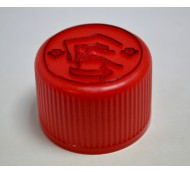 28mm 410 CRC MEDILOC CAP RED