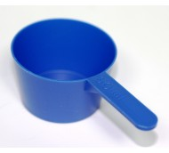 60ml SQUARE SCOOP BLUE