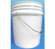 20 LITRE WHITE BUCKET