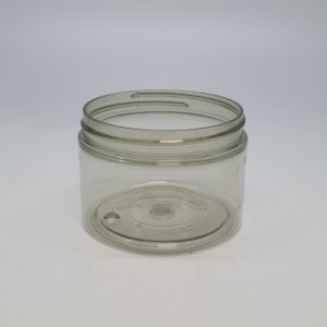 150ml STRAIGHT SIDED JAR 100% RECYCLED PET (PCR) 70mm 400